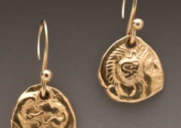 Coin Collection Earrings