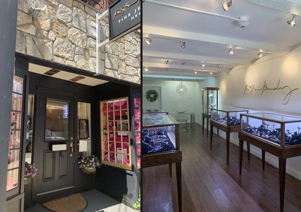 Kristin Kennedy Jewelry NH Gallery